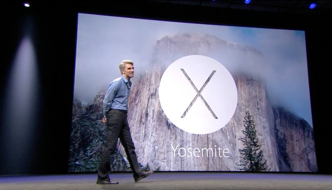 OS X Yosemite for Mac