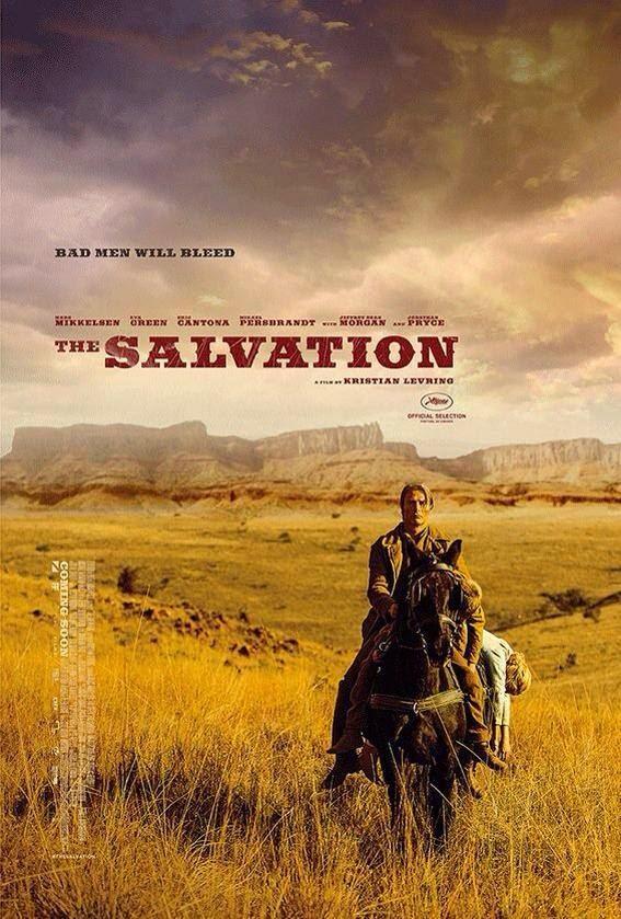The Salvation (2014) BluRay 720p Full Movie + Subtitle Indonesia