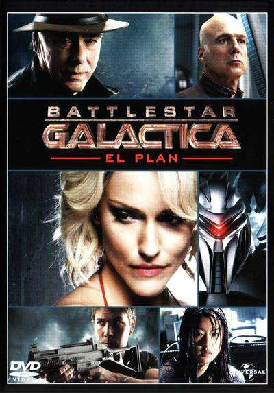 Battlestar Galactica The Plan DVDRip Latino 1 Link [2009]
