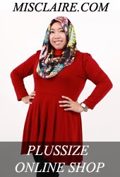 Mis Claire - Plussize Online Shopping for Muslimah