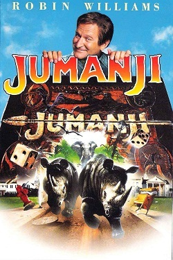 Filme Jumanji Blu-Ray 1995 Torrent
