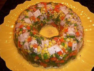 receta de ensalada de atún