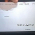 Photo: Miss Universe result card that confused Steve Harvey