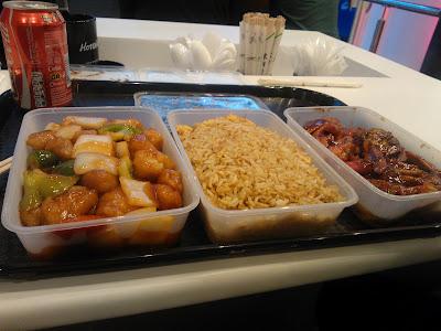 Hotcha Chinese Takeaway Food