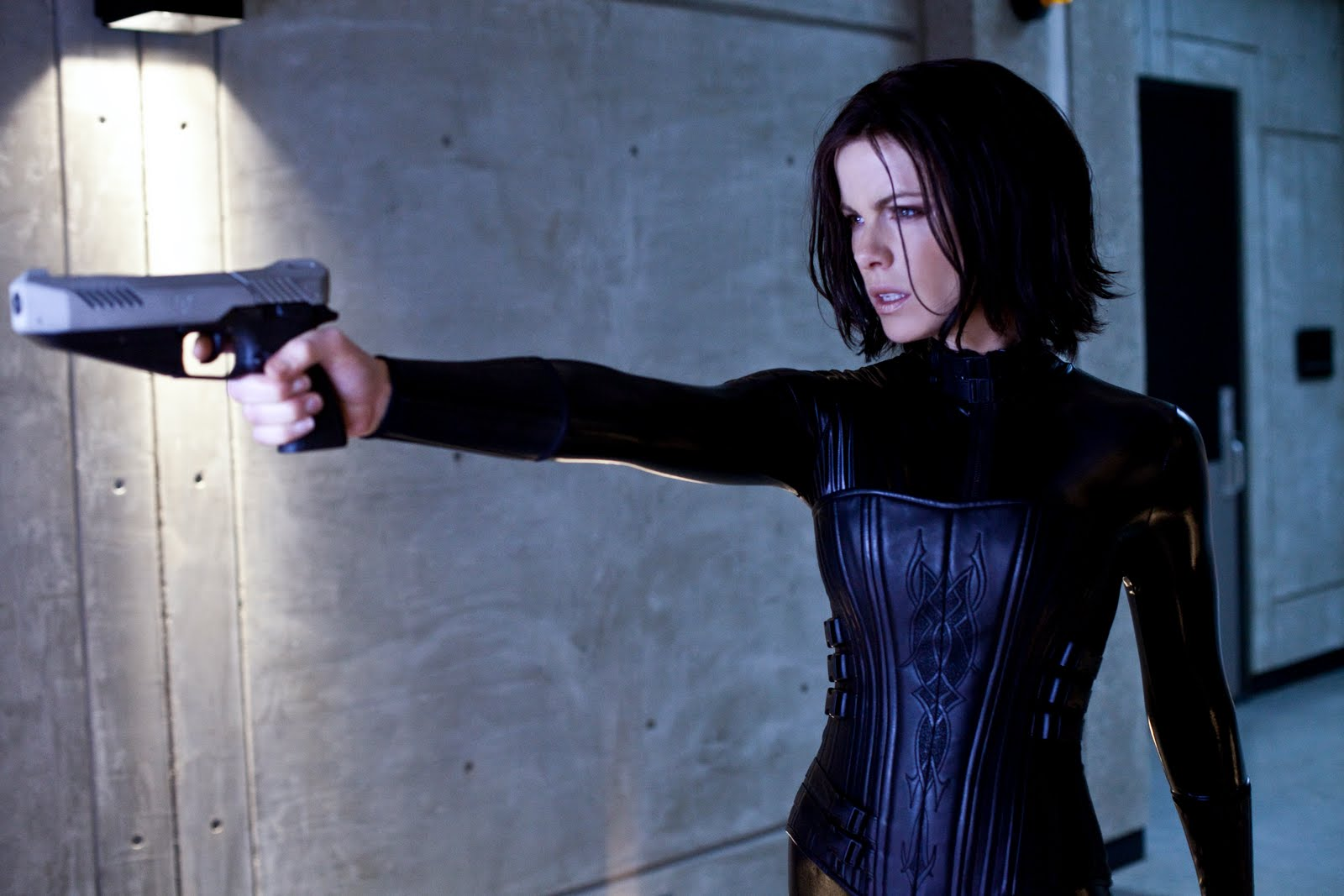 Underworld Selene Hair Created Characters and Sliders