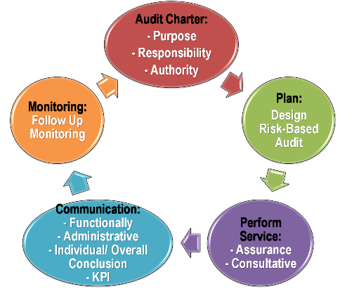 IAA Process Yulias Auditor Corner