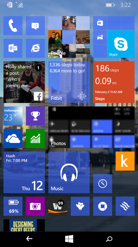 Windows 10 chegou para alguns Lumia