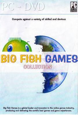 84 Big Fish Games Collection
