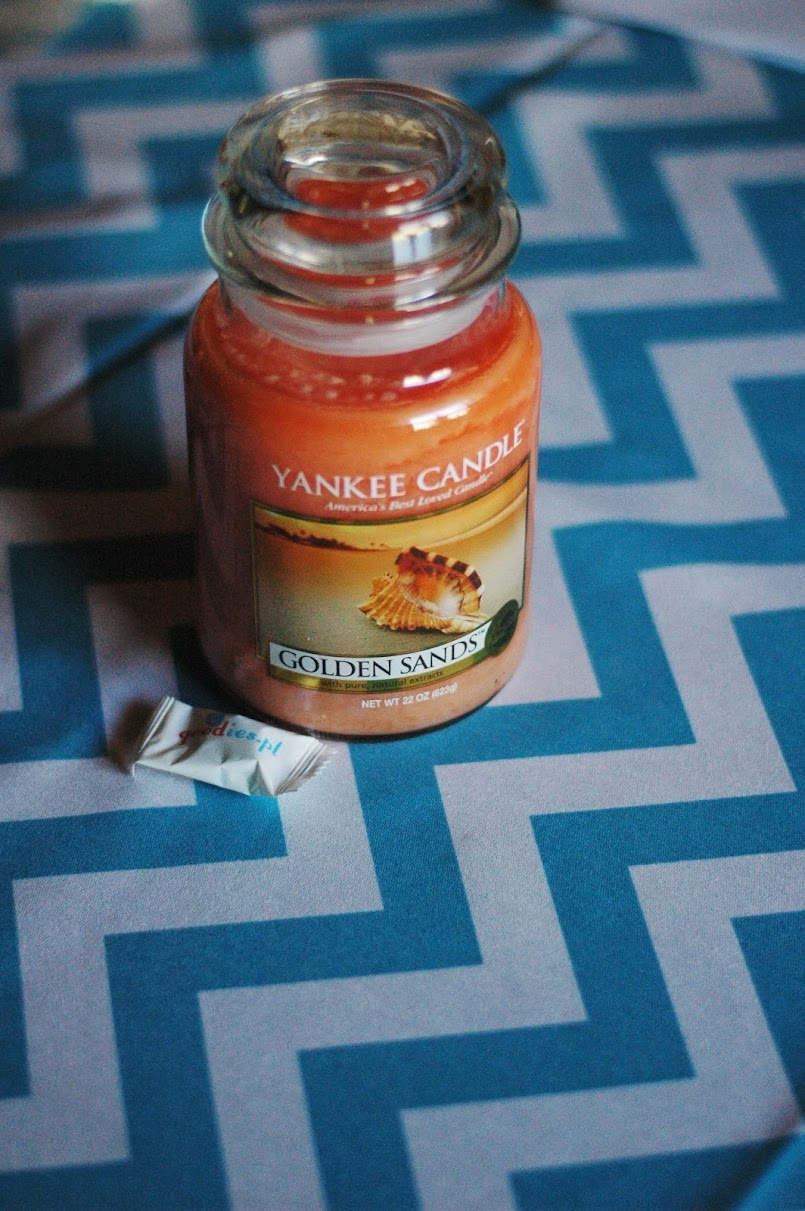 `Yankee Candle - Golden Sand