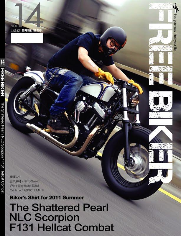 Freebiker free biker magazine: free biker vol.14