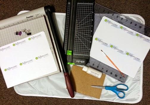 DIY Custom Notepads