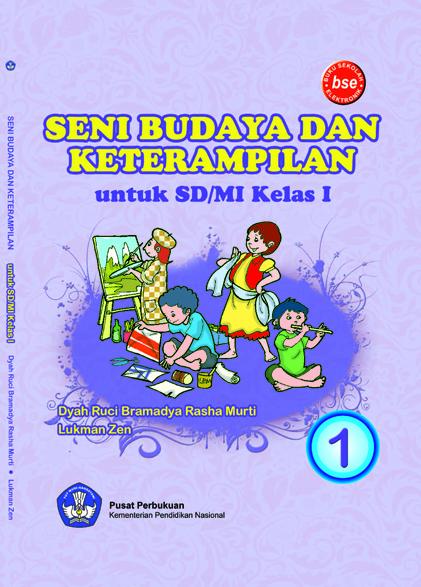 Mustaniro Publishing House Buku Seni Budaya Dan Keterampilan Bse