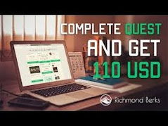 Sign up now and get $110 for FREE to start