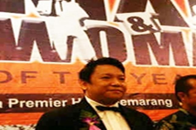 Cipto Junaedy adalah peraih penghargaan Man Of The Year 2011 dari Forum wartawan Jawa Tengah.
