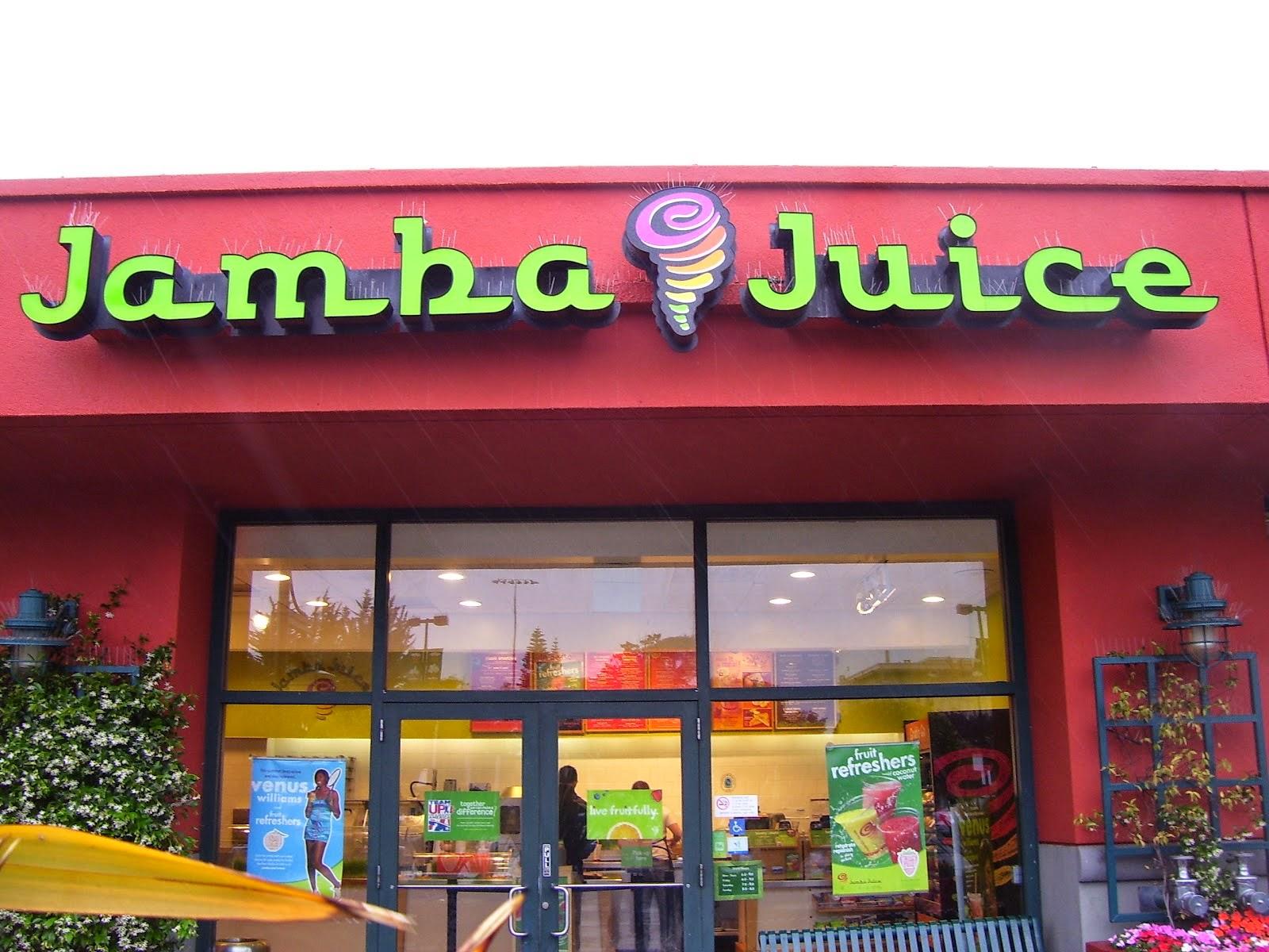 Online coupon jamba juice