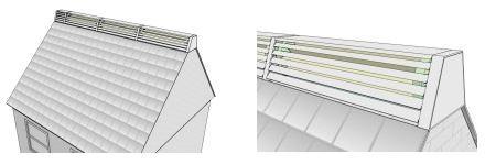 turbina eolica para techos