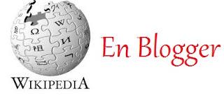 Wikipedia en Blogger