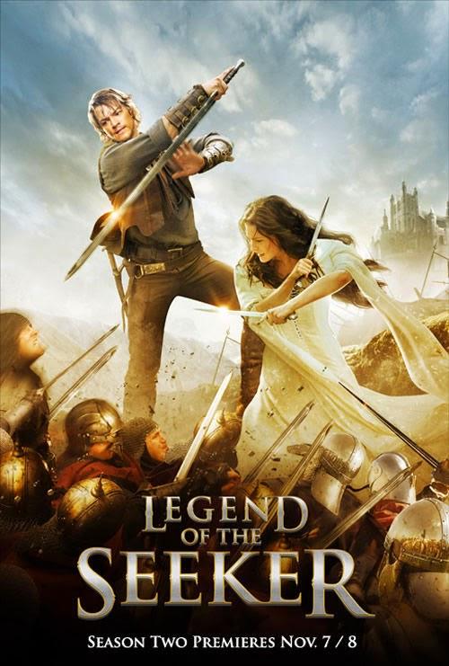 Phim Phiêu Lưu - Hành Động Huyền Thoại Tầm Thủ: Phần 2 - Legend Of The Seeker: Season 2 - 2010