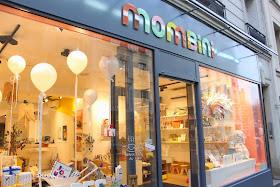 Café poussette Mombini Paris