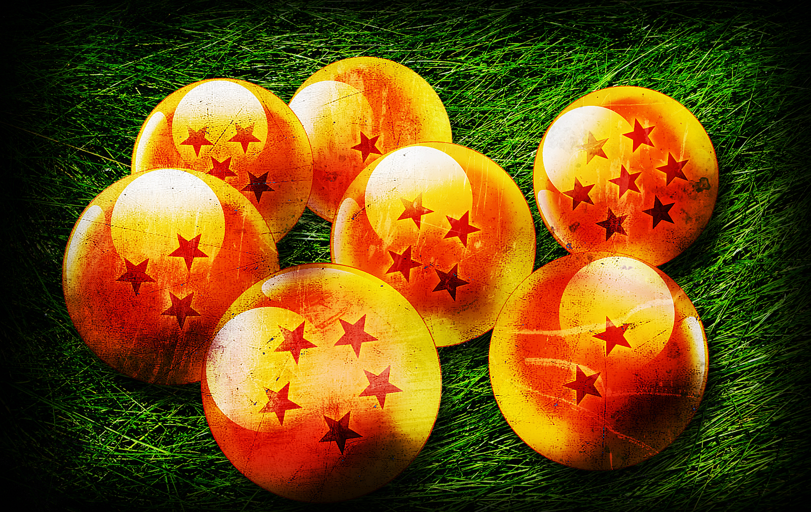 Dragon Ball HD & Widescreen Wallpaper 0.954657834808716