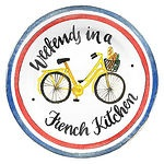 Weekends in french kitchen