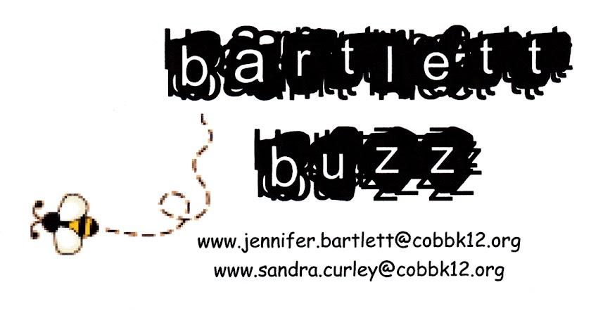 Mrs. Bartlett's BUZZ