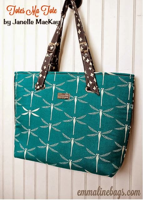 Totes ma Tote by Emmaline Bags