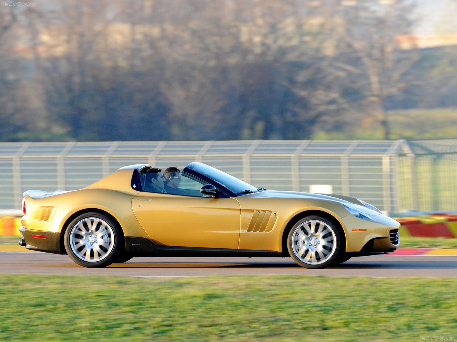 Hình ảnh siêu xe Ferrari P540 Superfast Aperta 2010 & nội ngoại thất