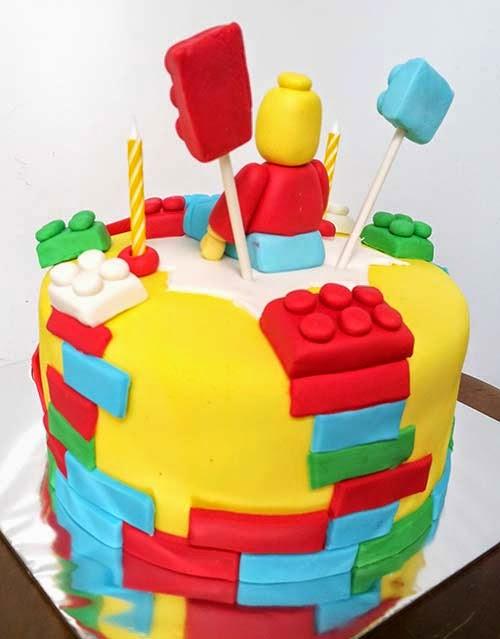 cake lego di bandung