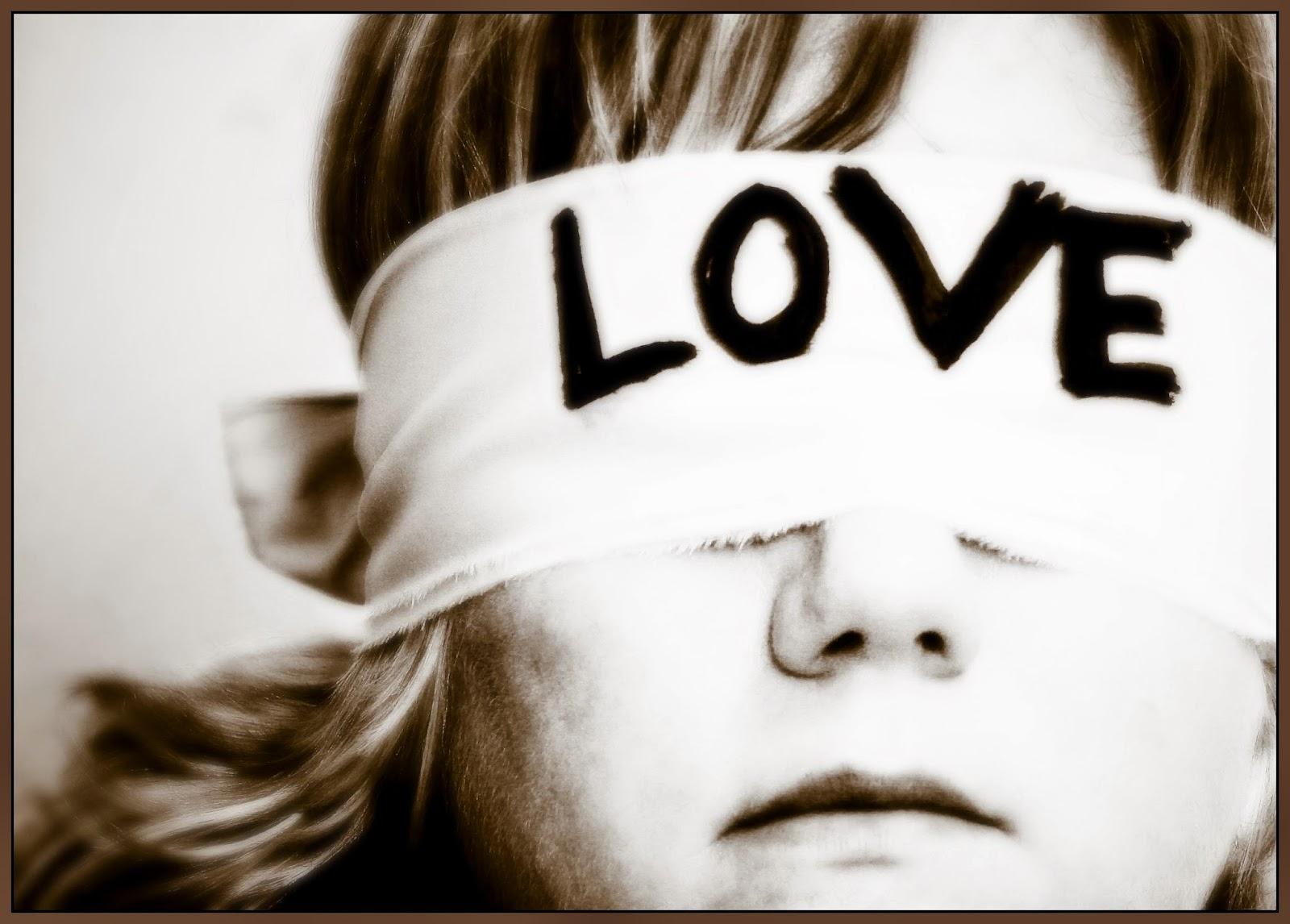 Cinta Sebaiknya Buta