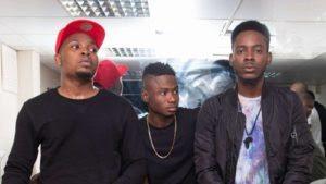 Olamide, Lil Kesh and Adekunle Gold