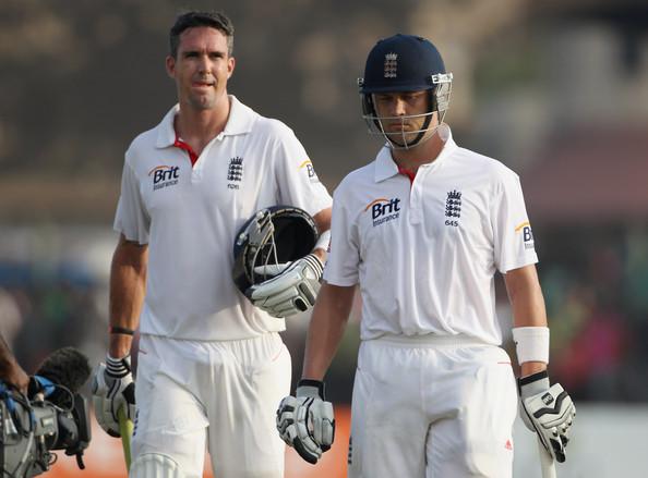 Pietersen and trott