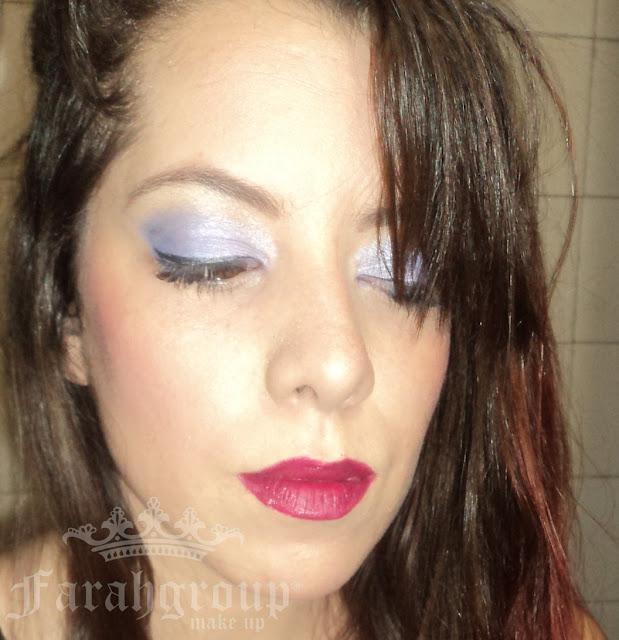 make up, 1990, década 90