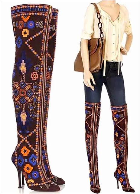 Yeni Moda Bayan Çizmeleri