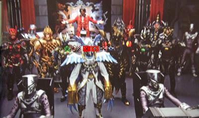 Super Hero Taisen: The Clash of Heroes