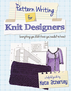 NEW BOOK: Pattern Writing for Knit Designers