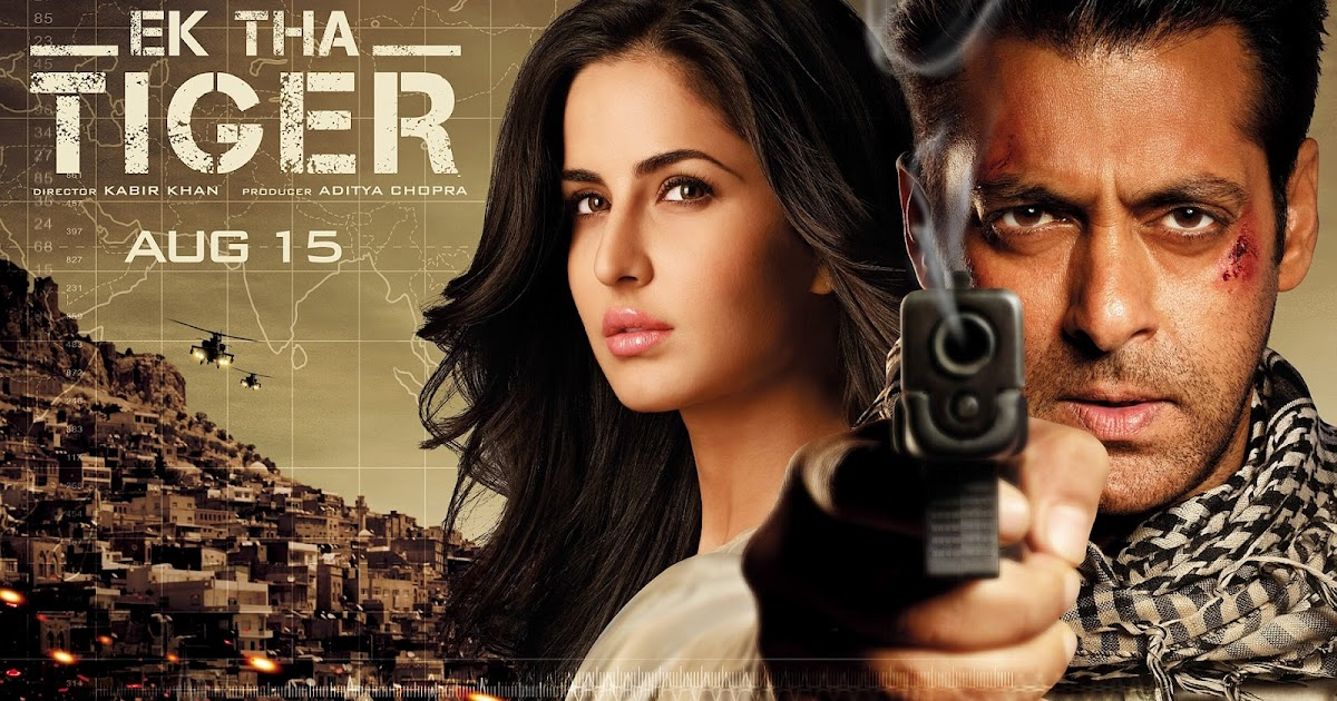 Ek Tha Tiger (2012) Hindi Mp3 Songs Free Download