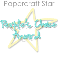 Won at Papercraft Star