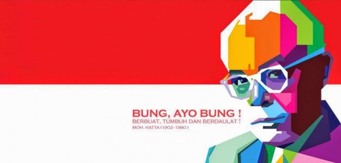 Casting Film Bung Hatta