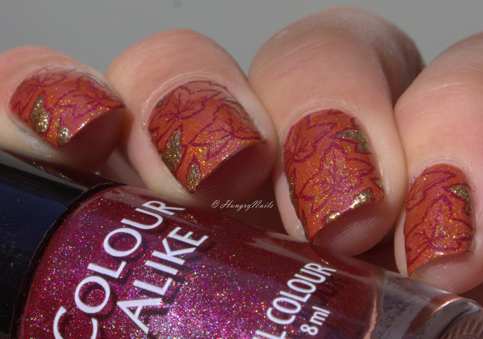 http://hungrynails.blogspot.de/2016/10/bornpretty-holo-orange.html