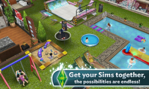 how to build a dating relationship on sims freeplay