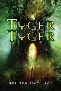 Tyger Review: Tyger Tyger by Kersten Hamilton