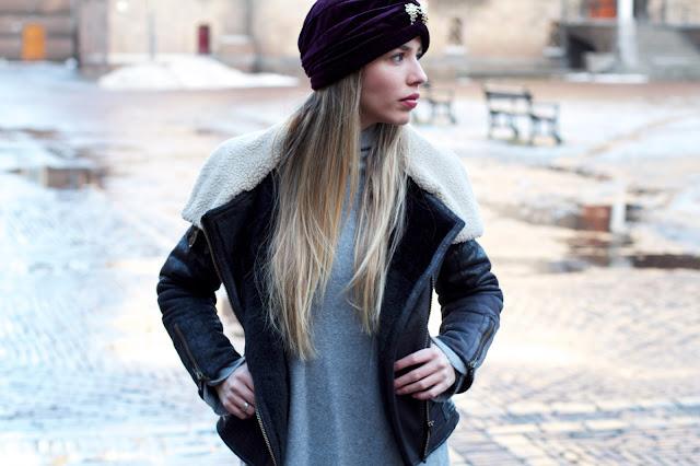 a filha do chefe talita carvalho silverberg street style aviator jacket jaqueta aviador