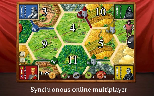 Catan android screenshot1