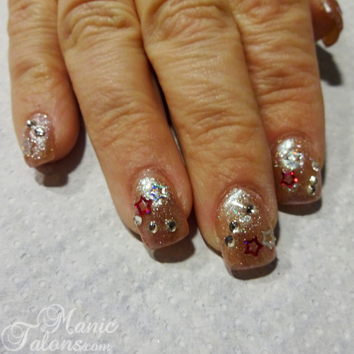 Nail Art Inspired by Natalie Wood