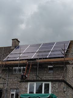 solar pv installation Sheffield