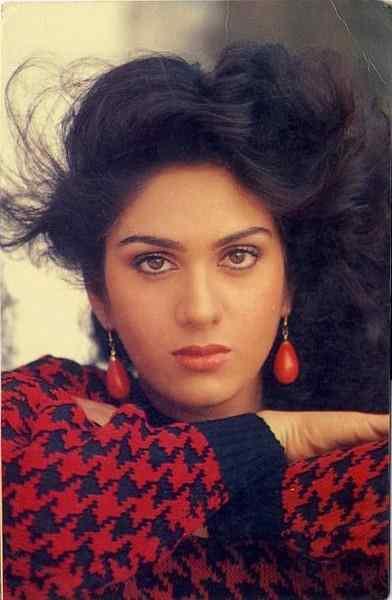 Movie Reviews Blast From The Past Minakshi Sheshadri