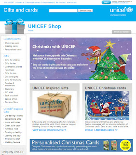 Unicef Christmas Gifts ✓ The Best Christmas Gifts