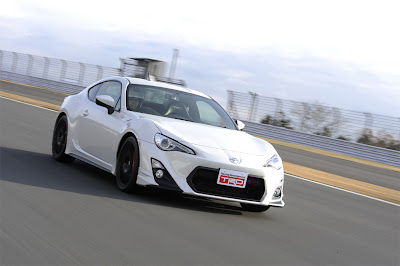 coupe toyota gt 86