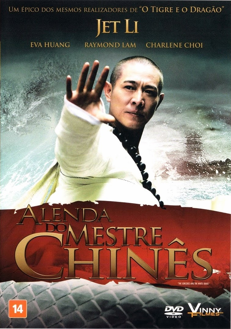 A Lenda do Mestre Chinês – Dublado (2011)